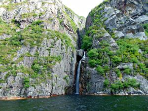 Newfoundland Waterfall