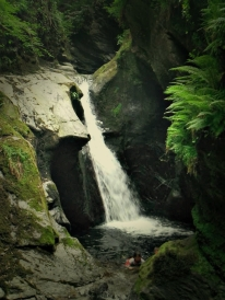 Waterfall IOM