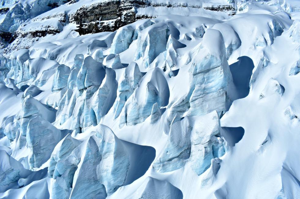 Glacier, by Desiree Anstey