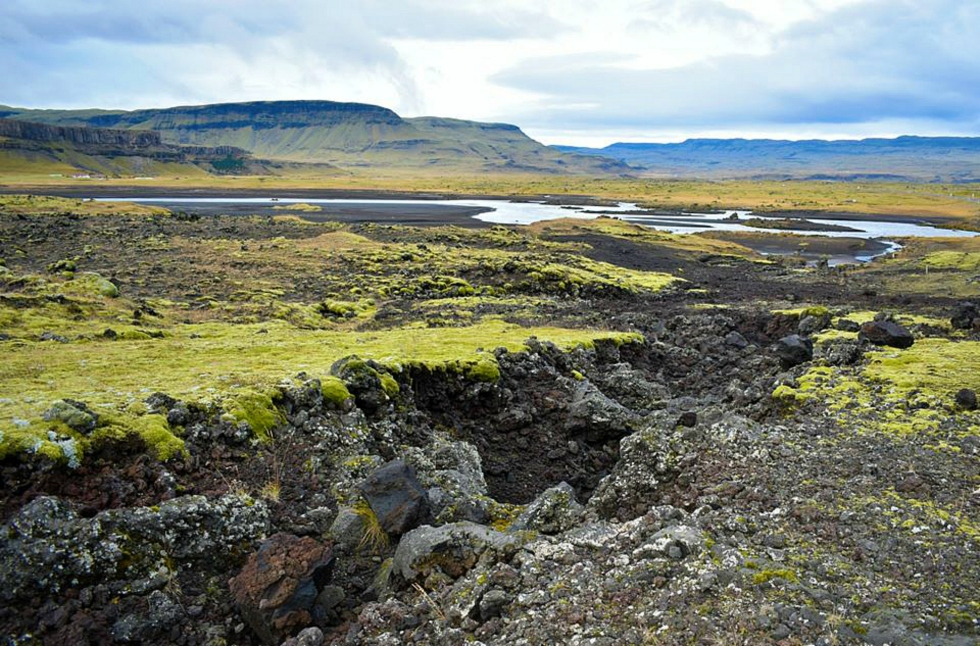 Iceland's rugged wilderness, by Desiree Anstey